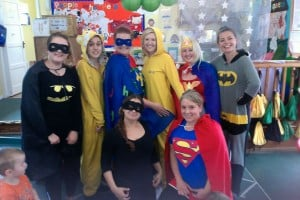 Our Superheroes!
